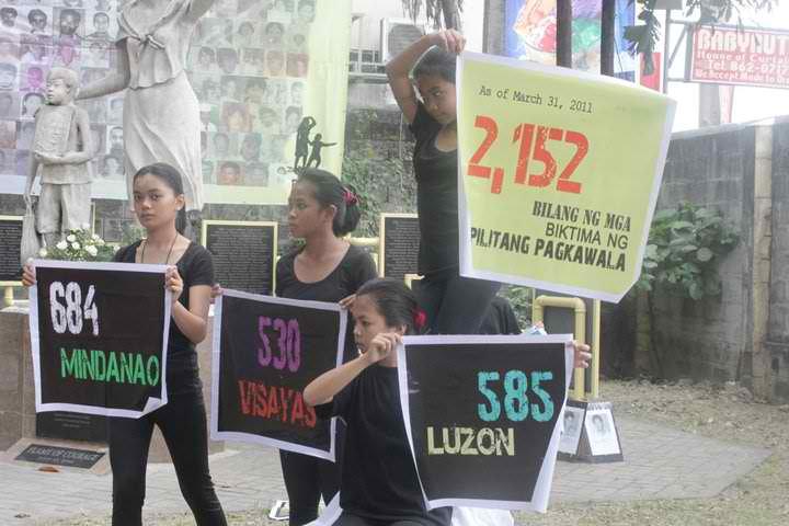 Kalbaryo ng Kawalang Katarungan (3) 2011 by FIND