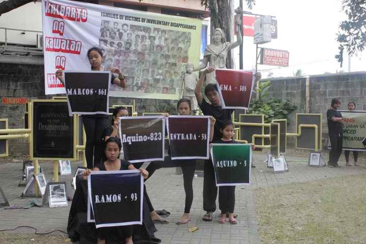 Kalbaryo ng Kawalang Katarungan(2) 2011 by FIND