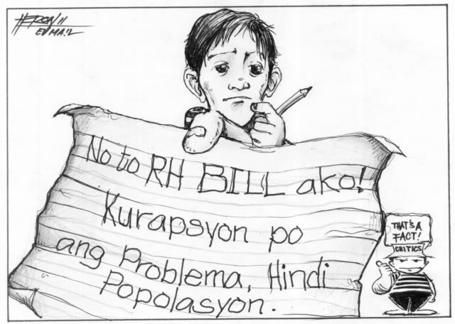 rh bill The reproductive health bill for sixteen years in the congress is never been this popular till 2010 merely because of the overgrowing population, researches and overgrowing supports in which from the latest pulse asia survey is 69 percent are in favor for the passage of the bill carlos celdran .