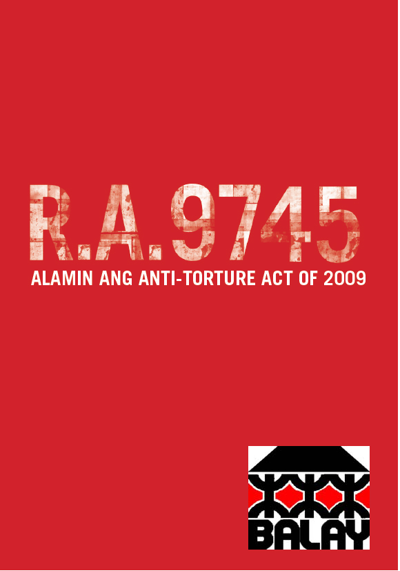 RA 9745 - ATL Digest by Balay