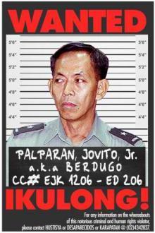 palparan_wanted_image by Karapatan