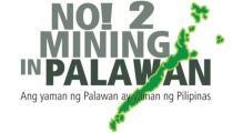 no 2 mining in Palawan