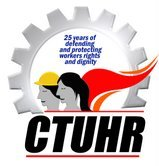 [Press Release] CTUHR urges government to resolve joblessness, low wage to alleviate poverty