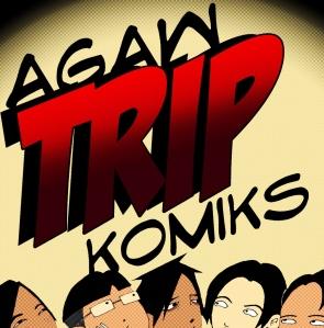 Agaw Trip Komiks logo