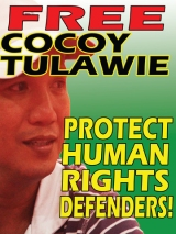 "[From the web] Updates on the Bail Hearing of Temogen ""Cocoy"" Tulawie case -hrdefender.org"