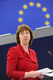 High Representative Catherine Ashton by flickr