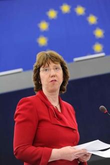 High Representative Catherine Ashton by flickr