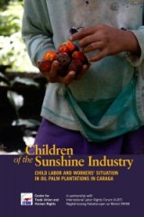 [Off-the-shelf] Children of the Sunshine Industry: Child Labor and Workers' Condition in Oil Palm Plantations in Caraga-CTUHR