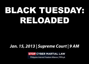 Black Tuesday Reloaded