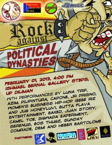 Rock against Political Dynasty