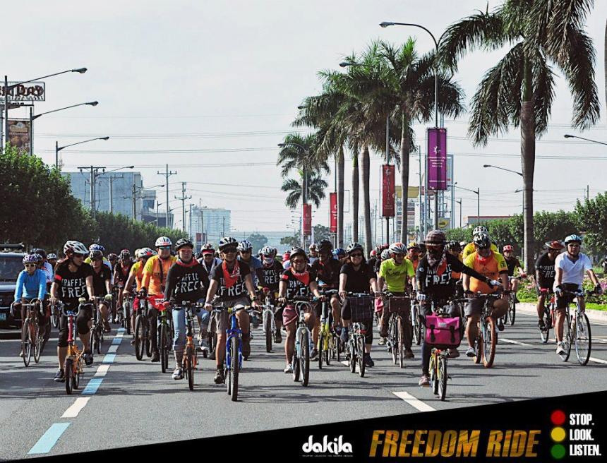 Freedom Ride photo by Dakila