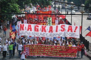 NAGKAISA May 1 2013 Rally Photo by PhilRights