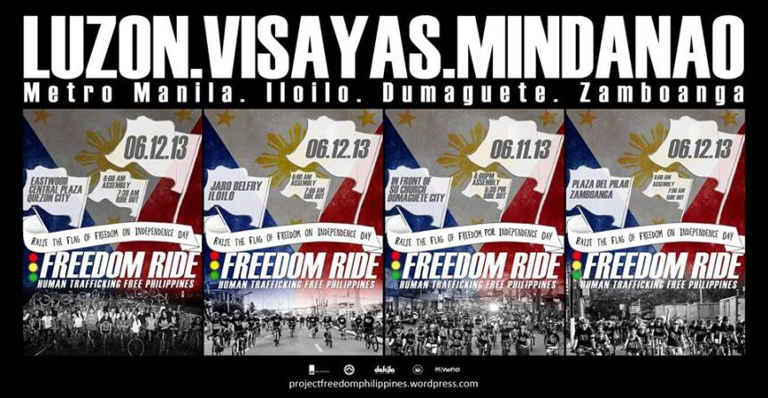 Freedom Ride Dakila