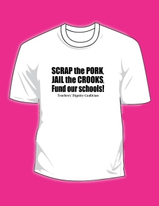 Anti-PDAF tshirt
