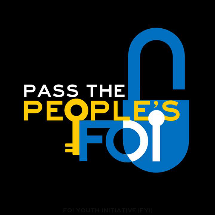 FOI now | Human Rights Online Philippines