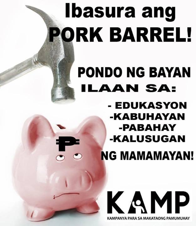 KAMP on Pork Barrel
