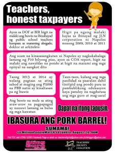Teachers Honest Taxpayers5 PINK white box