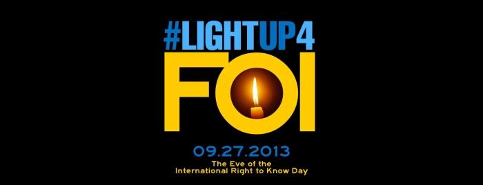 LightUp4FOI