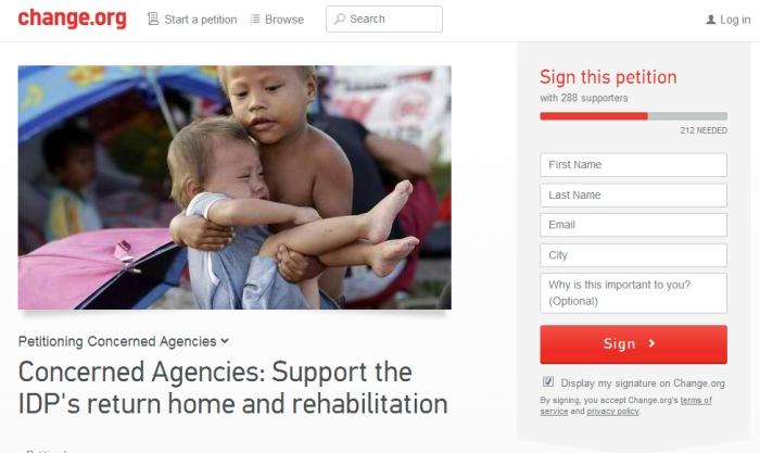 IDPs Zamboanga