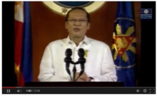 Pnoys address nation on DAP and PDAF
