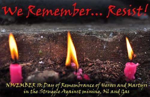 we remember we resist