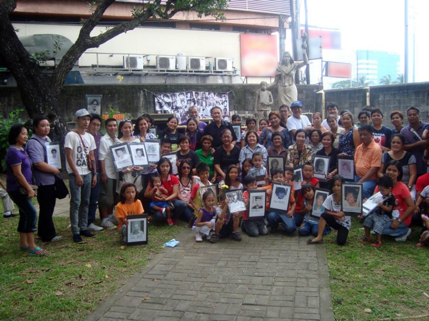 Families of Victims of Involuntary Disappearance