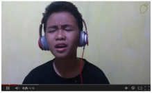 Filipino Youtube singers for yolanda