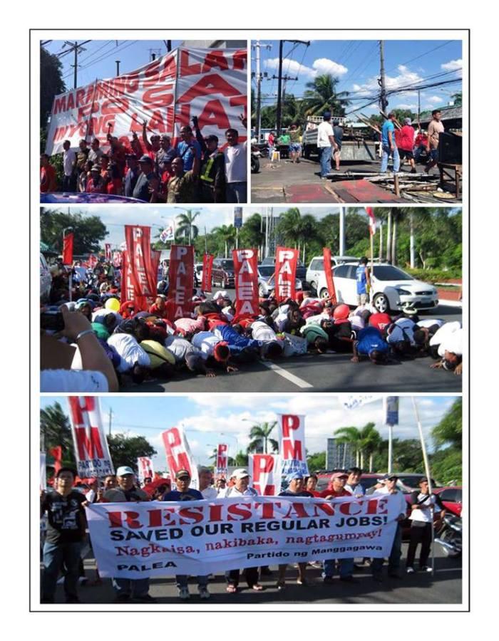 Photos by Partido ng Manggagawa