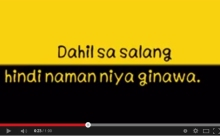 Nitoy video teaser copy