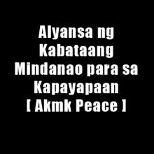Akmk Peace copy