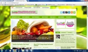 3 HEALTH ACTIVIST