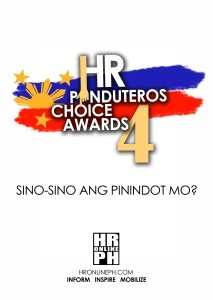 HR pinduteros choice teaser copy