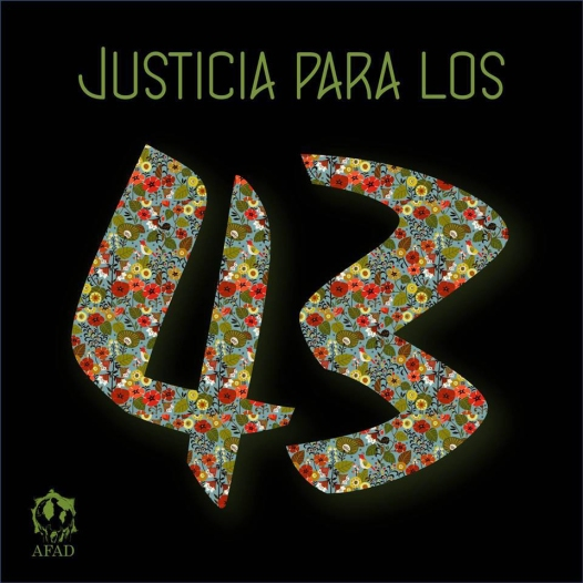 Justice for the 43 Mexican Students