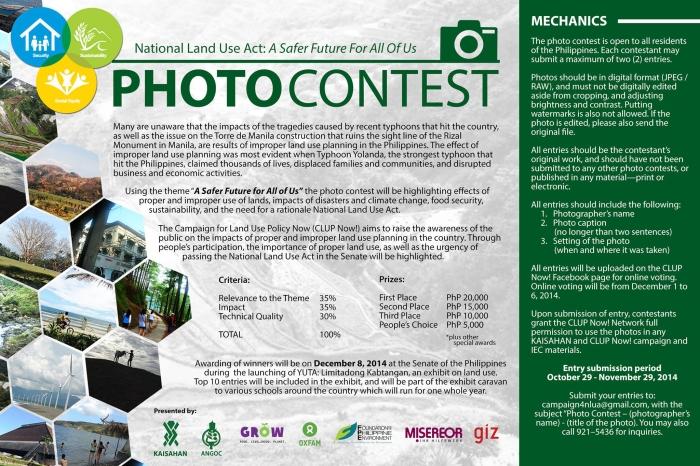 photo contest clupnow