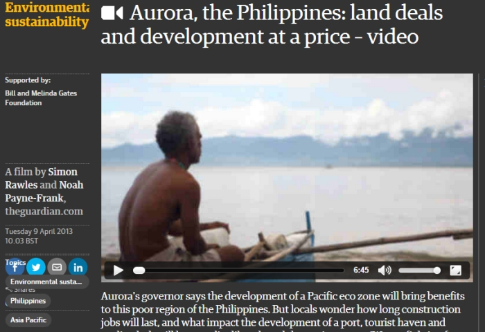 the GUARDIAN video on APECO