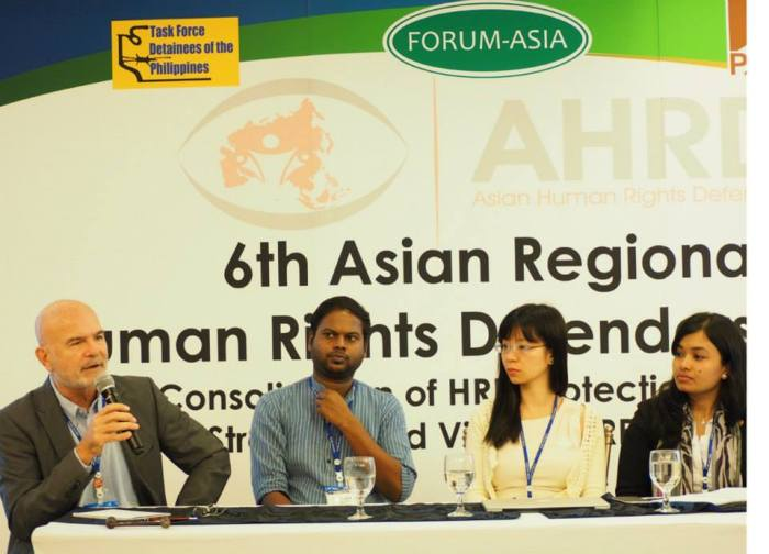 6th AHRDF Photo by Forum Asia