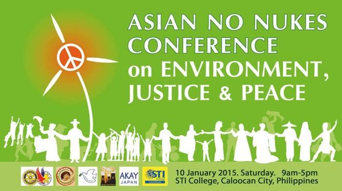 2015 ASIAN NO NUKES CONF