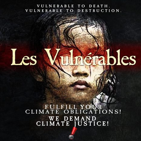 Les Vulnerables by PMCJ