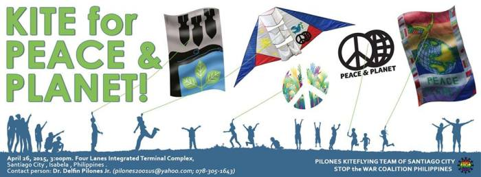kite for peace