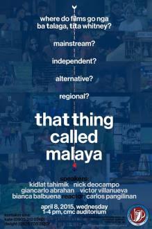 that thing calledmalaya