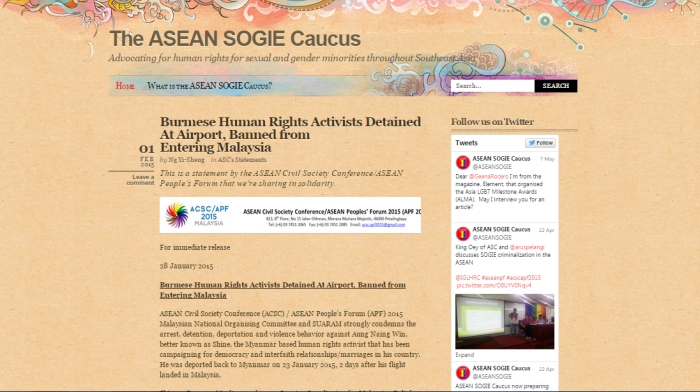 ASEAN SOGIE