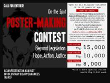 afad poster making contest