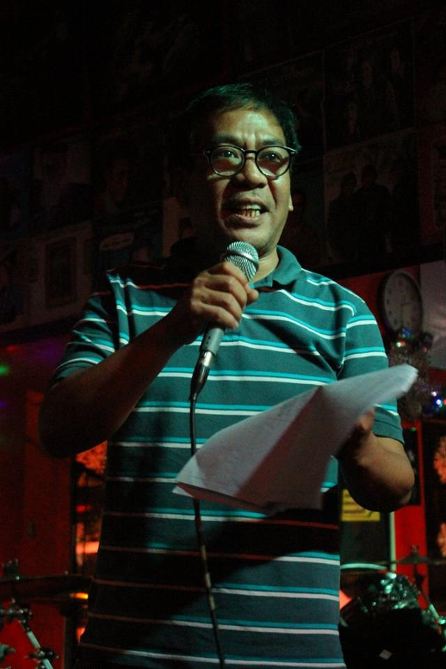 "Dr. Boyet Mabunga. Photo by Rapha-El 'Olegs"" Olegario"