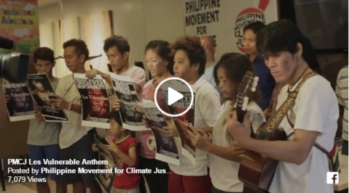 Ang 5th Human Rights Pinduteros' Choice for HR Videos ay Torture- more fun in the Philippines by Amnesty International Philippines at Les Vulnerable Anthem by PMCJ