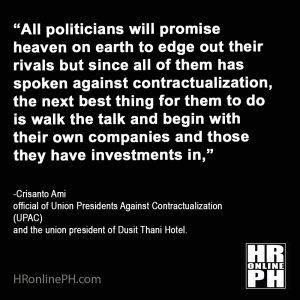 UPAC quote