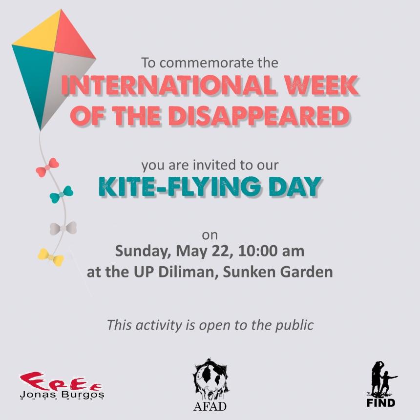 afad kite flying