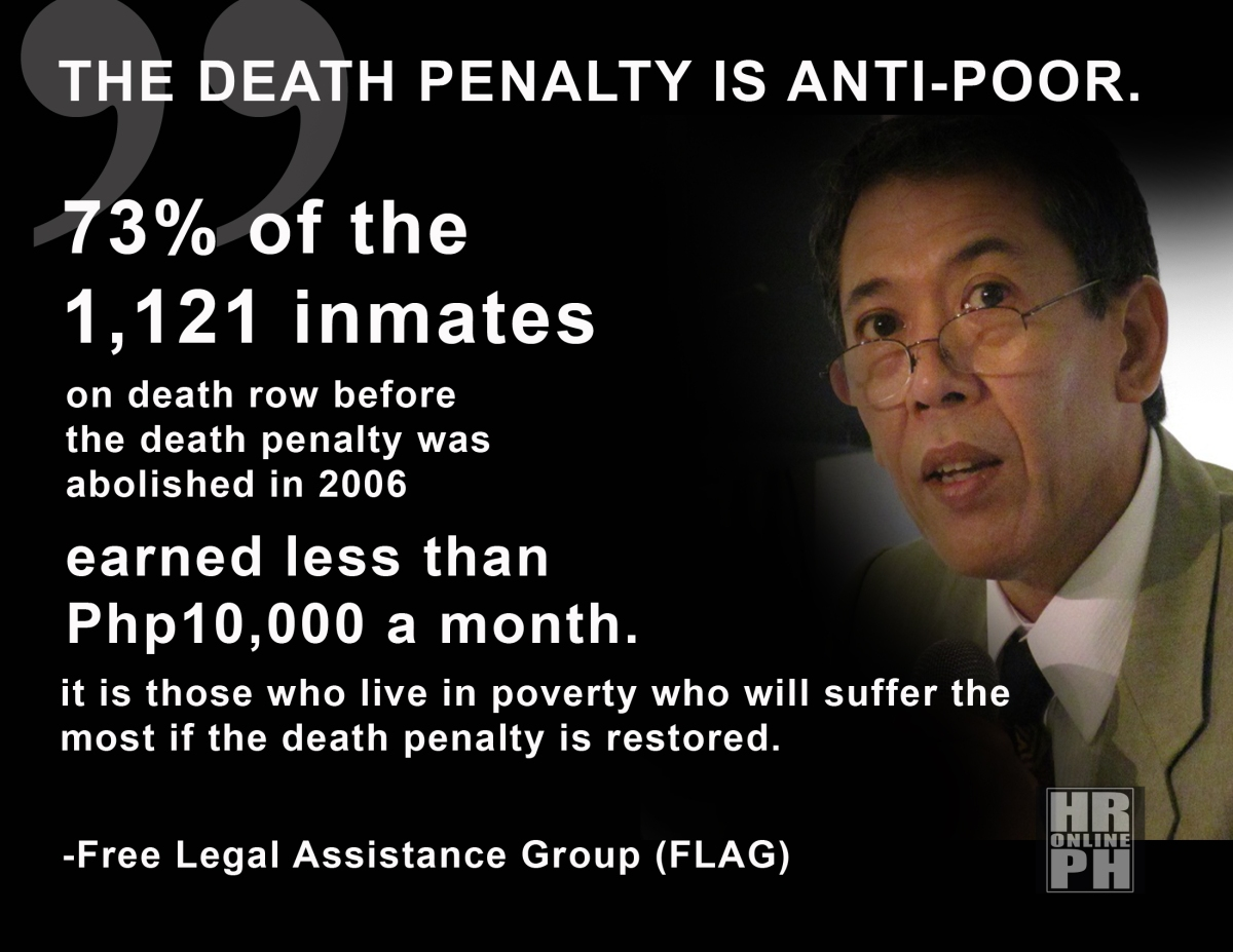 death penalty in philippines essay