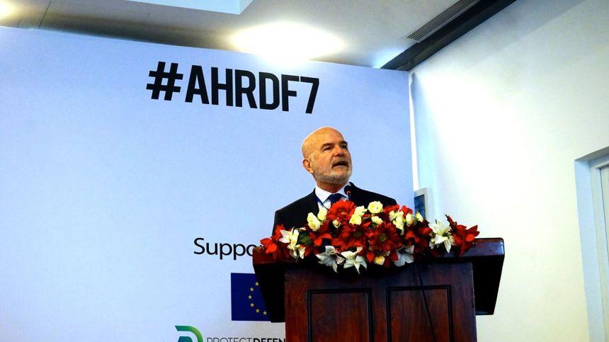 AHRDF7 Photo by Forum-Asia