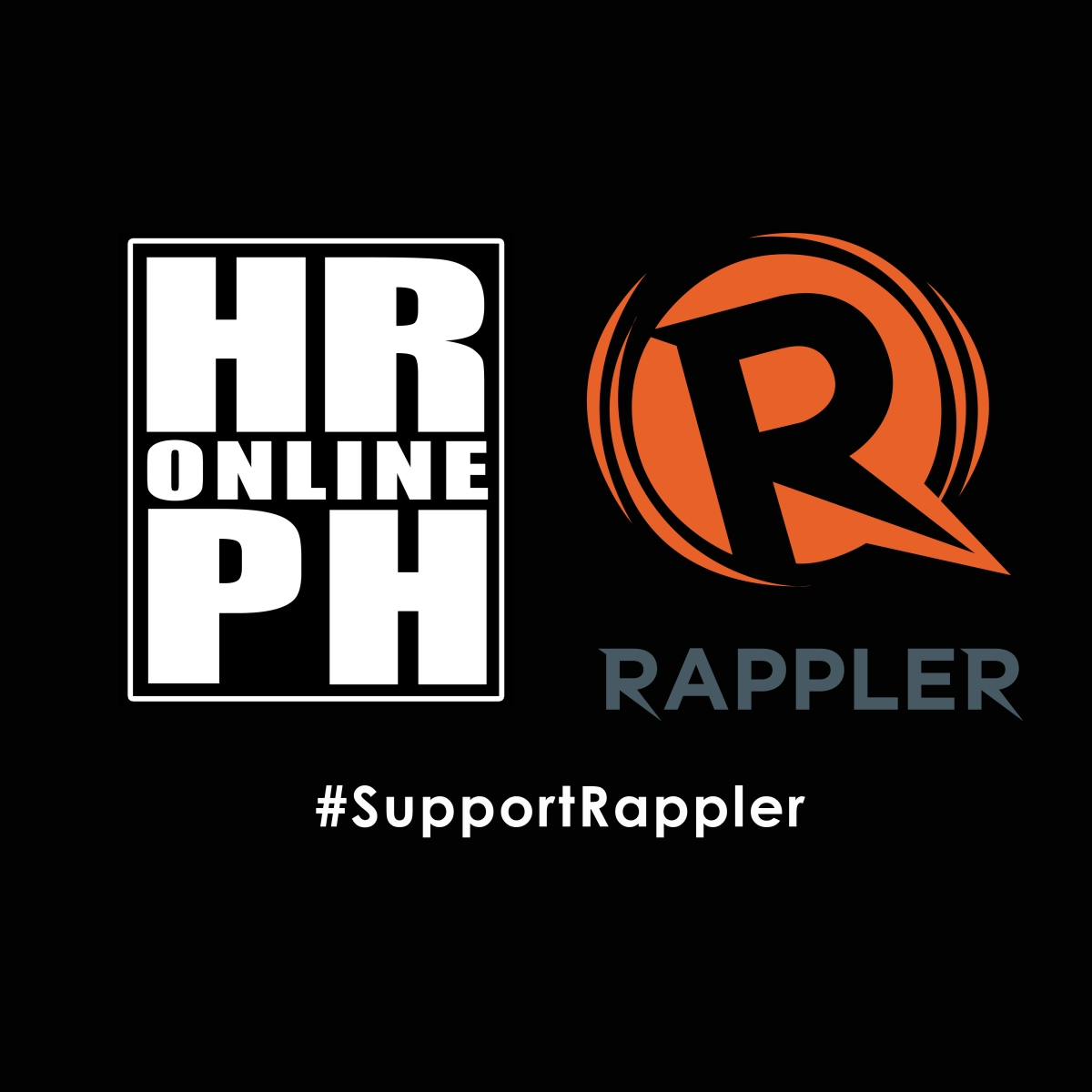 [Statement] Press Freedom is Everyone's Right #StandWithRappler -HRonlinePH.com