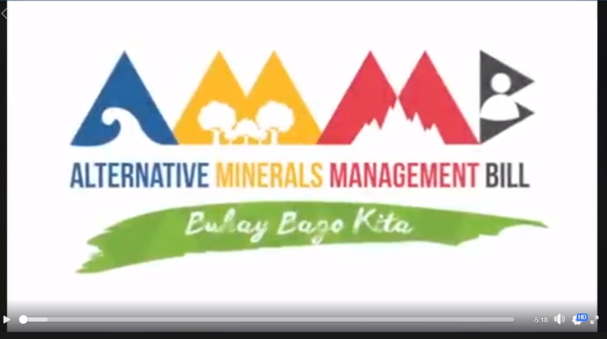 [Featured video] Mining Kills - SOS Yamang Bayan Network